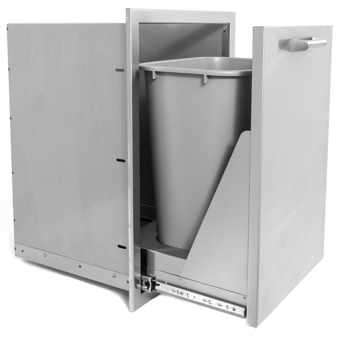 "PCM 350H Series 17"" x  24"" Trash Roll-Out - Premier Grilling"