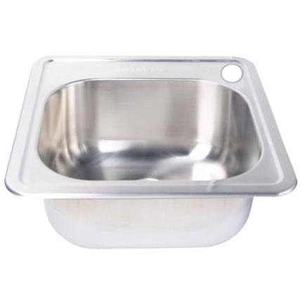 "Fire Magic 15"" x 15"" Sink - Premier Grilling"