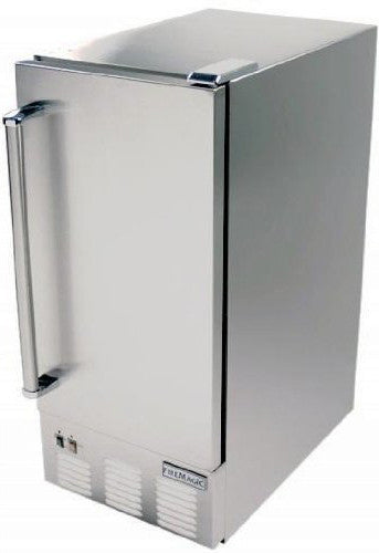 "Fire Magic 15"" Ice Maker w/ 25-lb Ice Capacity"