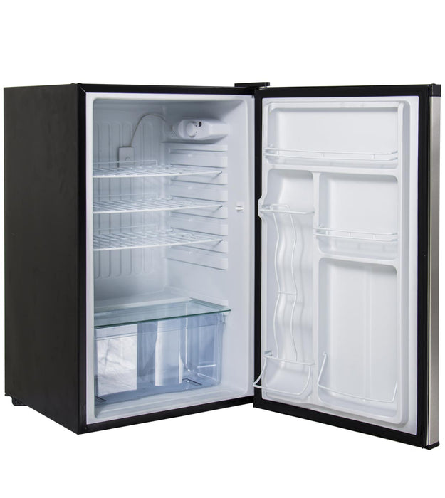 Blaze Stainless Steel Front Fridge, 4.1 CT