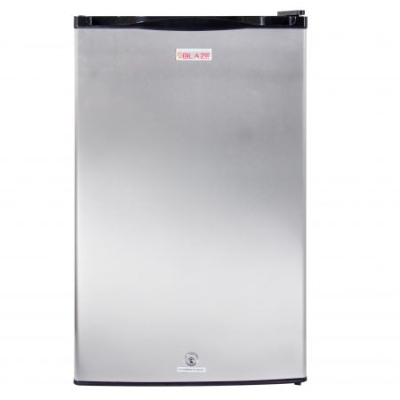 Blaze Stainless Steel Front Fridge, 4.1 CT - Premier Grilling