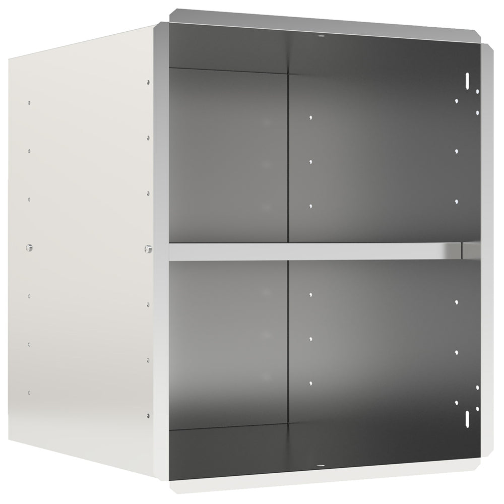 "PCM 400 Series 21"" x 19"" Enclosure (Door Not Included) - Premier Grilling"