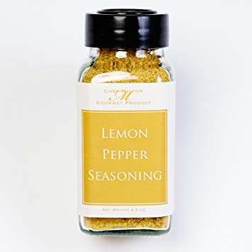 Milton's Gourmet Lemon Pepper Seasoning - Premier Grilling
