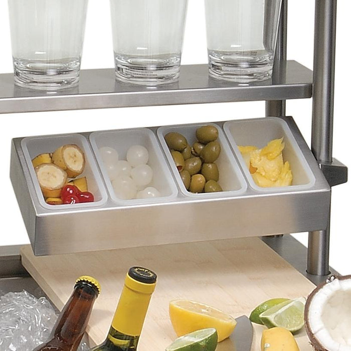 Alfresco Condiment Tray - Premier Grilling