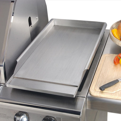 Alfresco Griddle for Side Burner - Premier Grilling