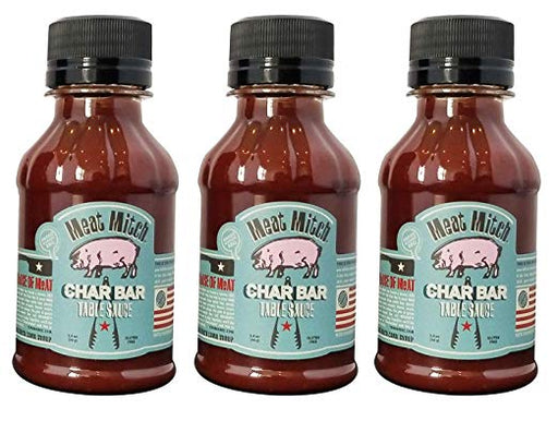 Meat Mitch Char Bar Sauce (Mini Bottle) - Premier Grilling