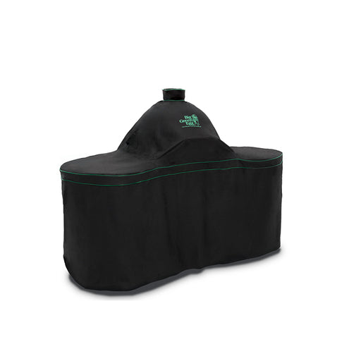 Big Green Egg Ventilated Table Cover w/ Piping & Handle for Cooking Island (XLarge/XL, Large) - Premier Grilling