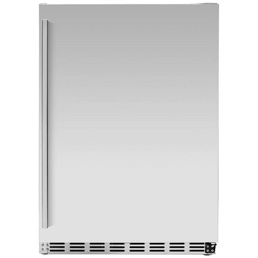 "Summerset 24"" 5.3c OD Rated Fridge - Premier Grilling"