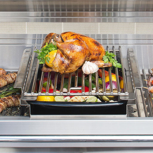 Alfresco Grill Mounted Cooking Pod - Premier Grilling