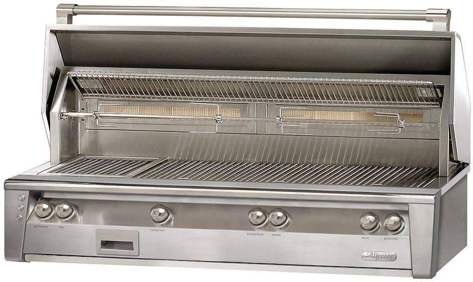 "Alfresco 56"" Standard All Built-In Gas Grill - Premier Grilling"