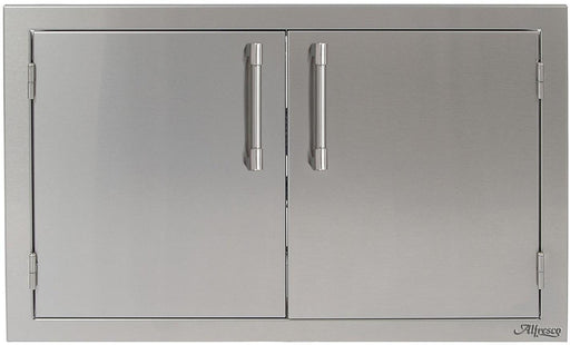 Alfresco Double-Sided Access Door - Premier Grilling