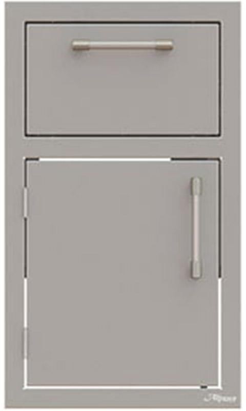 "Alfresco 17"" One Drawer w/ Door - Premier Grilling"