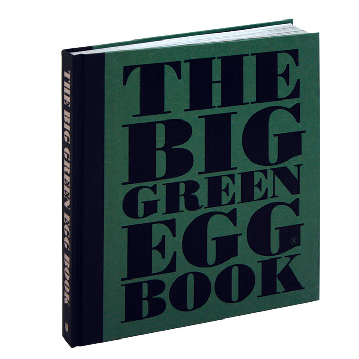 Big Green Egg The Big Green Egg Book - Premier Grilling