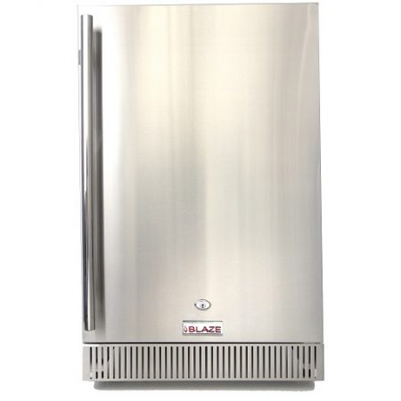 Blaze Outdoor-Rated Stainless Steel Fridge - Premier Grilling