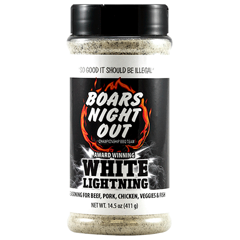 Boars Night Out White Lightning BBQ Rub
