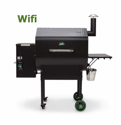 Green Mountain Grills Daniel Boone Choice Pellet Smoker/Grill - Premier Grilling
