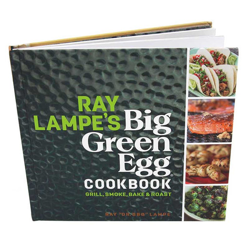 "Big Green Egg Ray Lampe's ""Dr.BBQ"" Big Green Egg Cookbook - Premier Grilling"