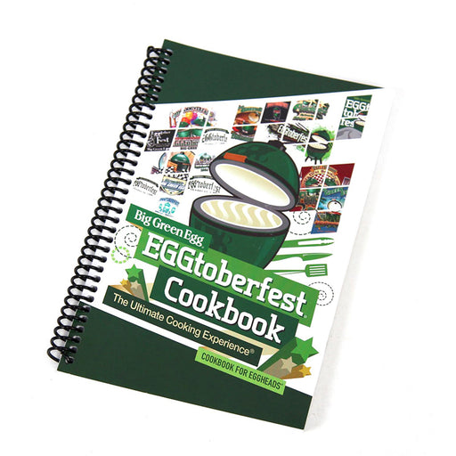Big Green Egg EGGtoberfest Cookbook - Premier Grilling