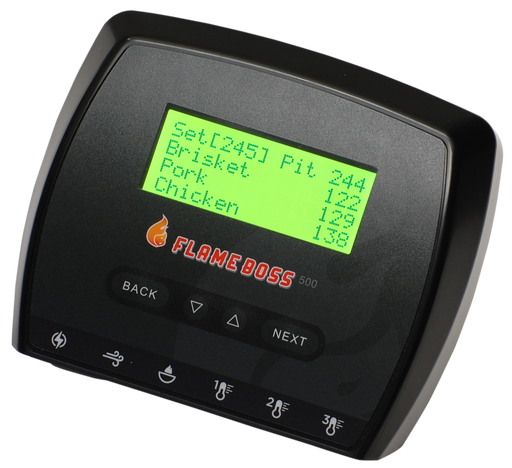 Flame Boss 500 Grill & Smoker Temperature Controller w/ WiFi