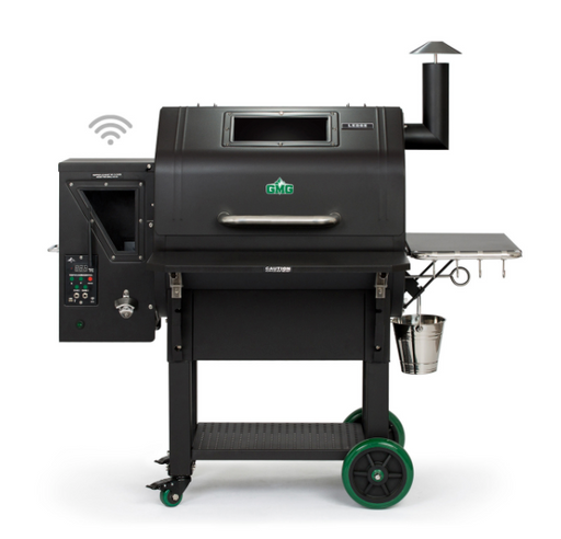 Green Mountain Grills Ledge Prime Wi-Fi Pellet Grill