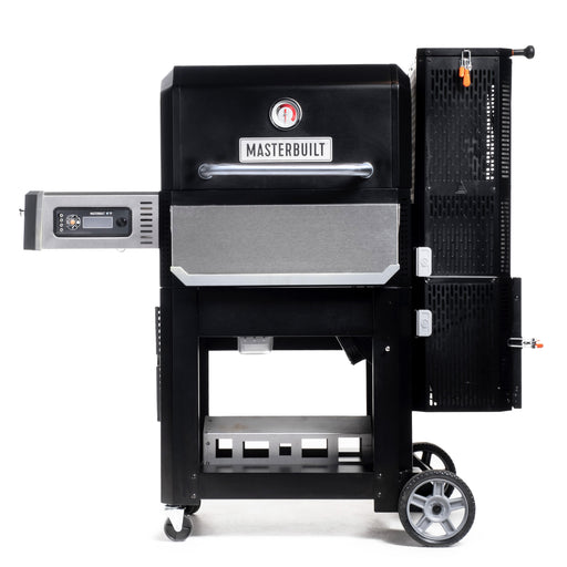Masterbuilt 800 Griddle Gravity Series Digital Charcoal Grill and Smoker