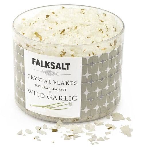 Falksalt Wild Garlic Sea Salt Flakes