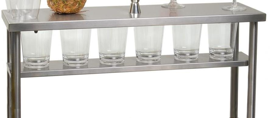 Alfresco Serving Shelf w/ Light - Premier Grilling