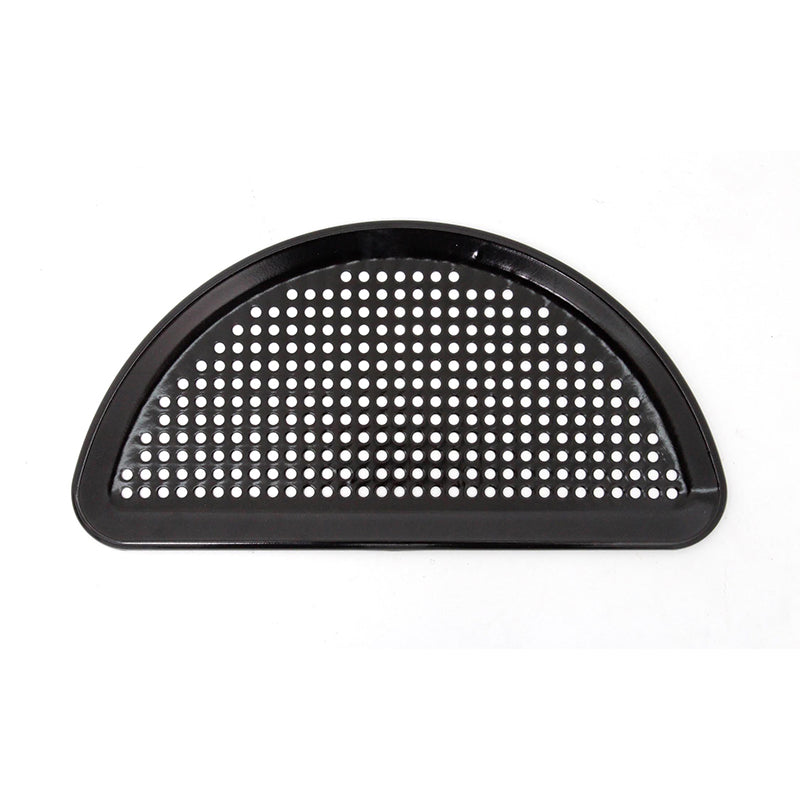 Big Green Egg Half-Moon Perforated Grid for XLarge/XL EGGspander Rack System - Premier Grilling