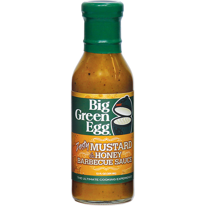 Big Green Egg Zesty Mustard & Honey BBQ Sauce - Premier Grilling