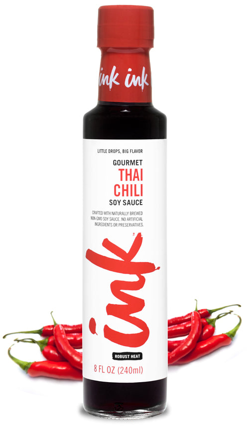 Ink Thai Chili Infused Soy Sauce