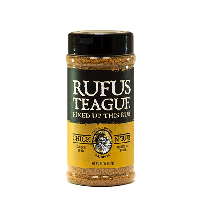 Rufus Teague Chick N' Rub - Premier Grilling