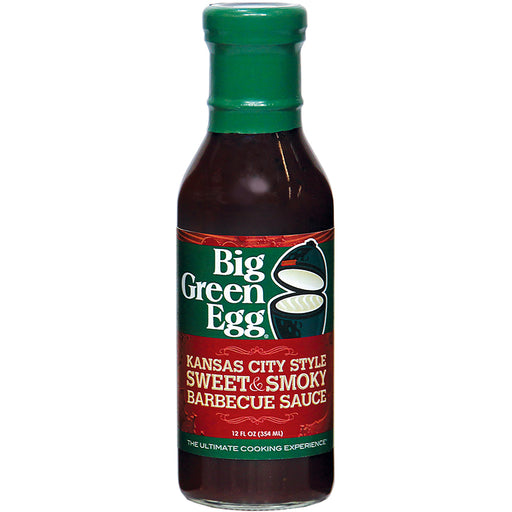 Big Green Egg Kansas City Style Sweet & Smoky BBQ Sauce - Premier Grilling