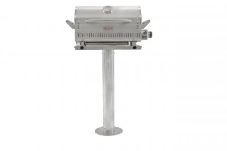 BLAZE 10″ PEDESTAL FOR THE MARINE GRADE PORTABLE GRILL - Premier Grilling