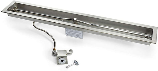 "HPC 48"" Match Light Trough Burner, Natural Gas"
