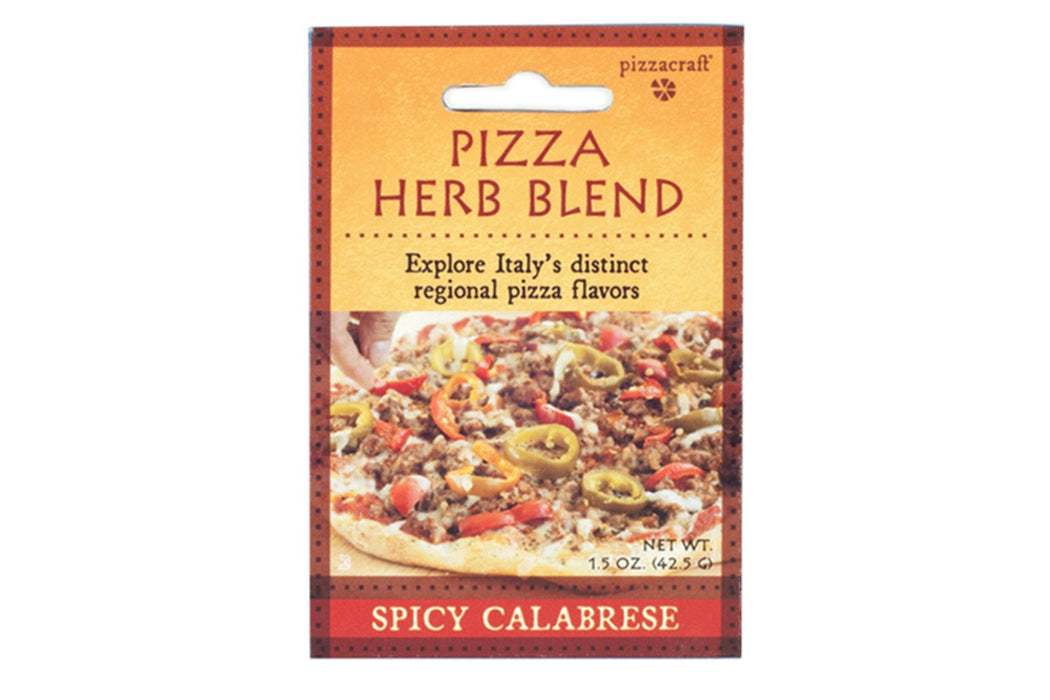 Pizzacraft Pizza Herb Blend Spicy - Premier Grilling