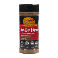 Dizzy Pig Red Eye Express Coffee-Infused Seasoning (1 qt)