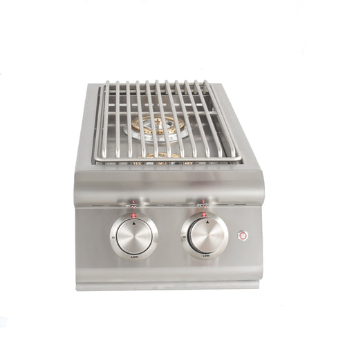 Blaze LTE Double Side Burner w/ Lights - Premier Grilling
