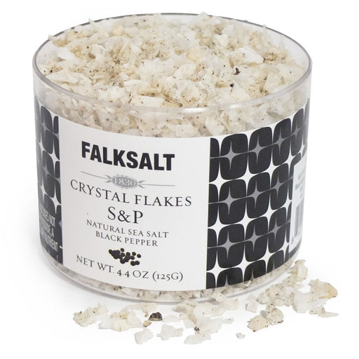 Falksalt Salt & Pepper Sea Salt Flakes