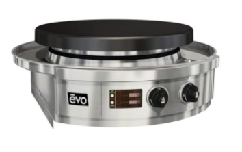 Evo Affinity 25E Indoor Drop-In with Seasoned Cooktop 208V-230V 30AMP Electric