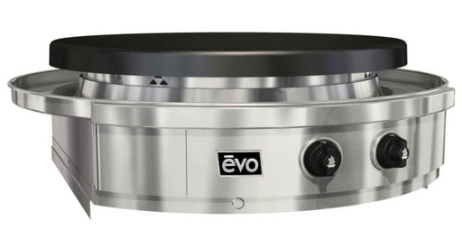 EVO Affinity 30Gp (INDOOR) Drop-In with Seasoned Cooksurface