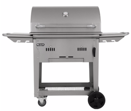 "Bull Outdoor 30"" Bison Premium Charcoal on Cart"