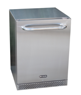 Bull Outdoor Premium Outdoor Rated Stainless Steel Fridge Series II