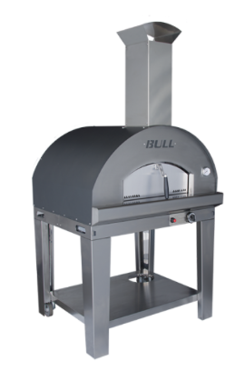 Display-Bull Outdoor Gas Fired Italian Made Pizza Oven