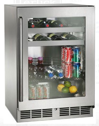 "Perlick 24"" Signature Series Outdoor Beverage Center"