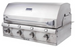 Saber 4-Burner Stainless Steel Built-In Grill (NG)