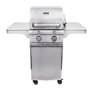 Saber 2-Burner Elite Cart Grill (LP)