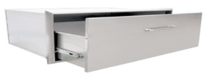 "Saber 24"" Single Storage Drawer"