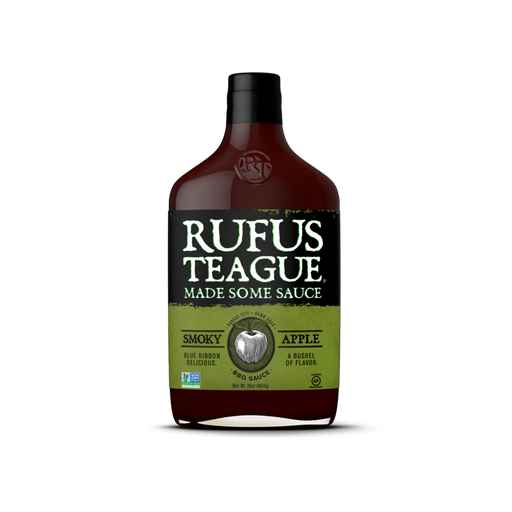 Rufus Teague Smokey Apple BBQ Sauce