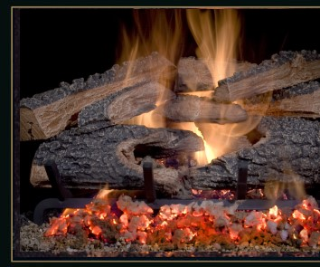 Golden Blount 'Split Bonfire' Fresh-Cut Logs