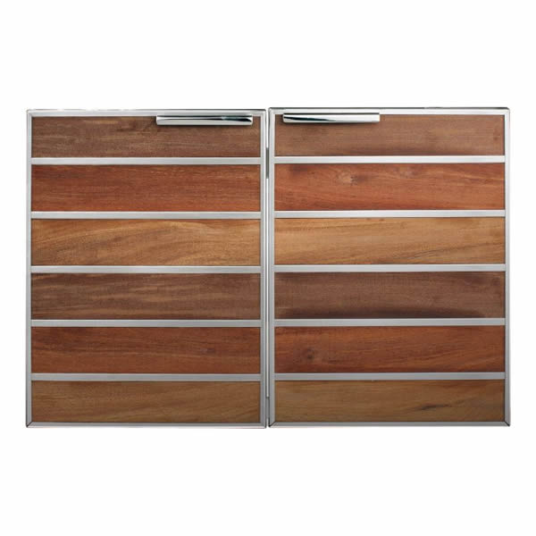 "Summerset Madera 30"" Double Access Door - Premier Grilling"